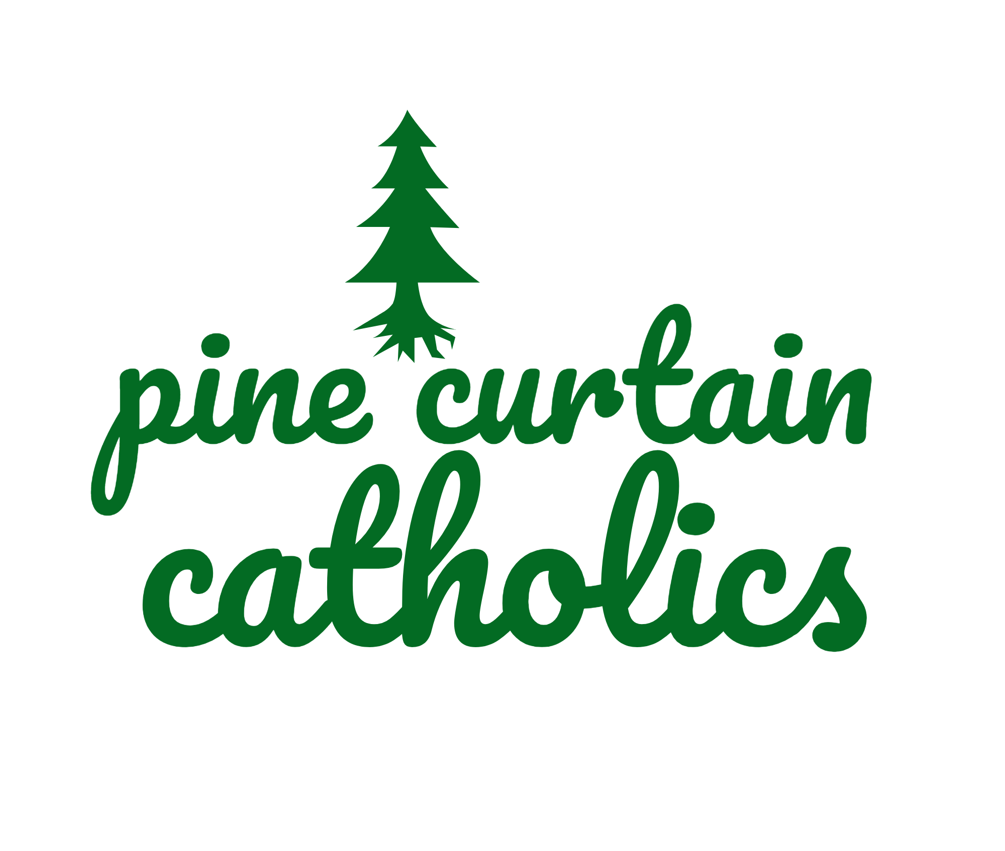 Pine Curtain Catholics - A cakewalk through the CompendiumHosted by Zachary and Amanda Beck, in which we geek out over the teachings of the Church after our kids are in bed. Click the button below to listen or subscribe wherever fine podcasts are played.