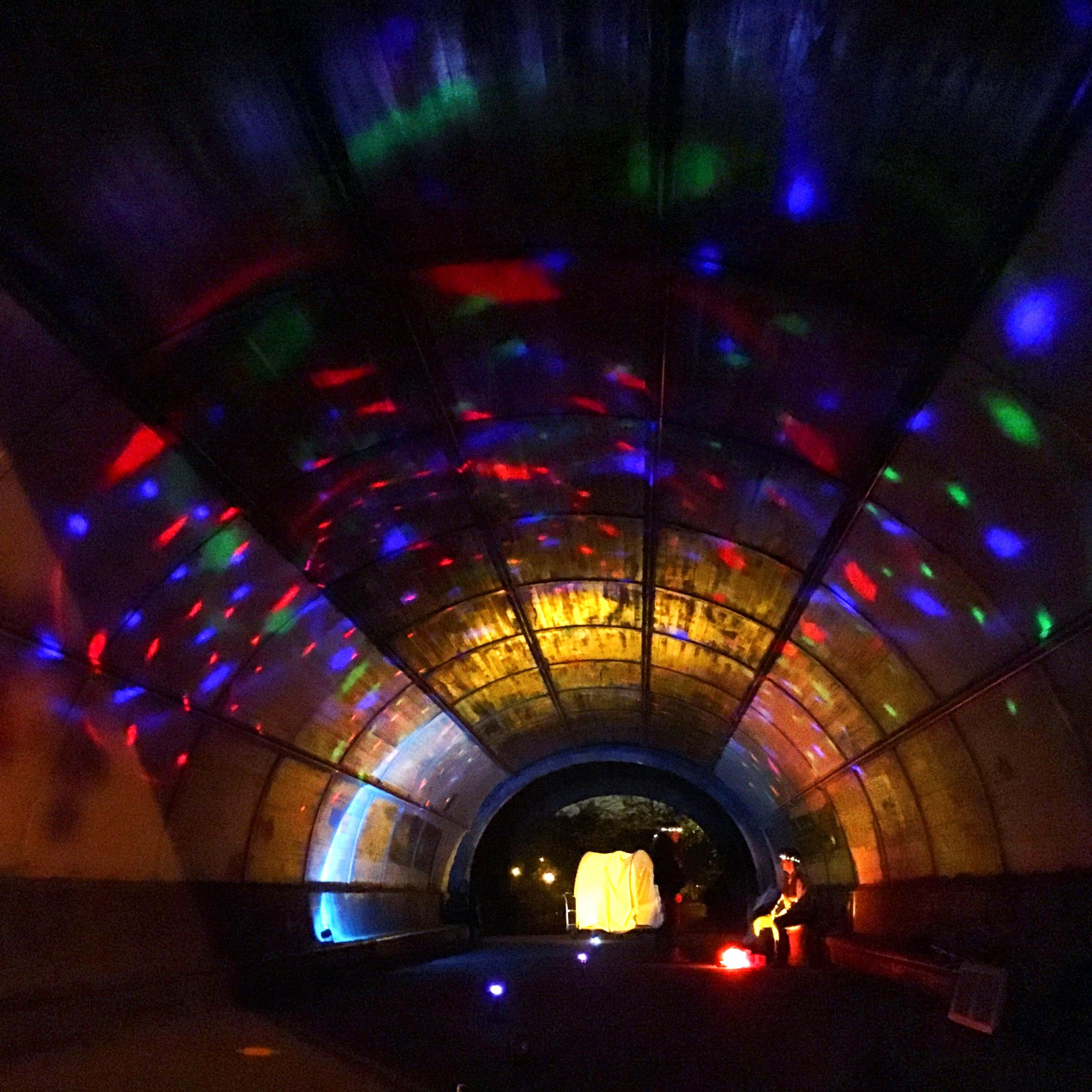 Tunnel Odyssey (2016)