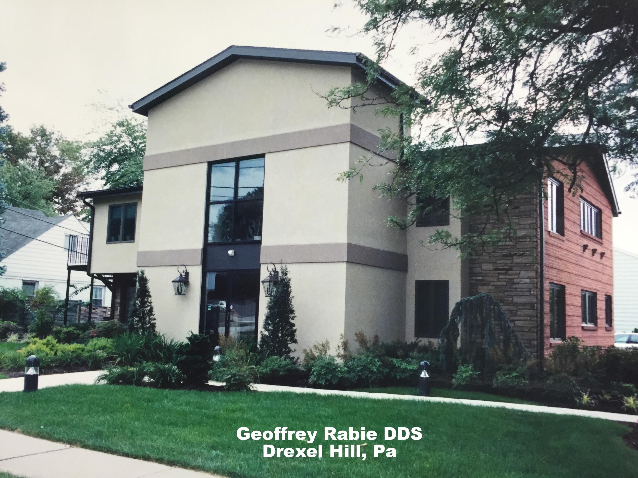 Geoffrey Rabie DDS  Drexel Hill, Pa