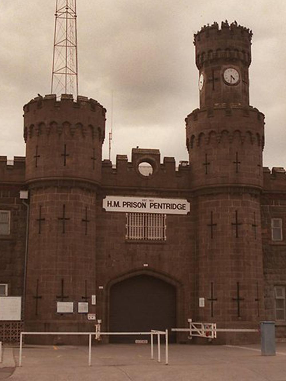 Pentridge Prison image from the Herald Sun