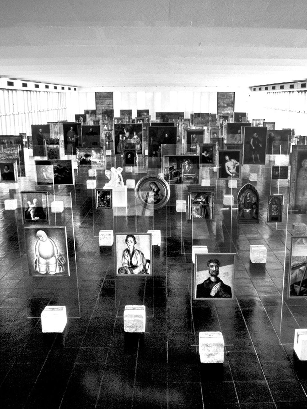 1970 Pinacoteca