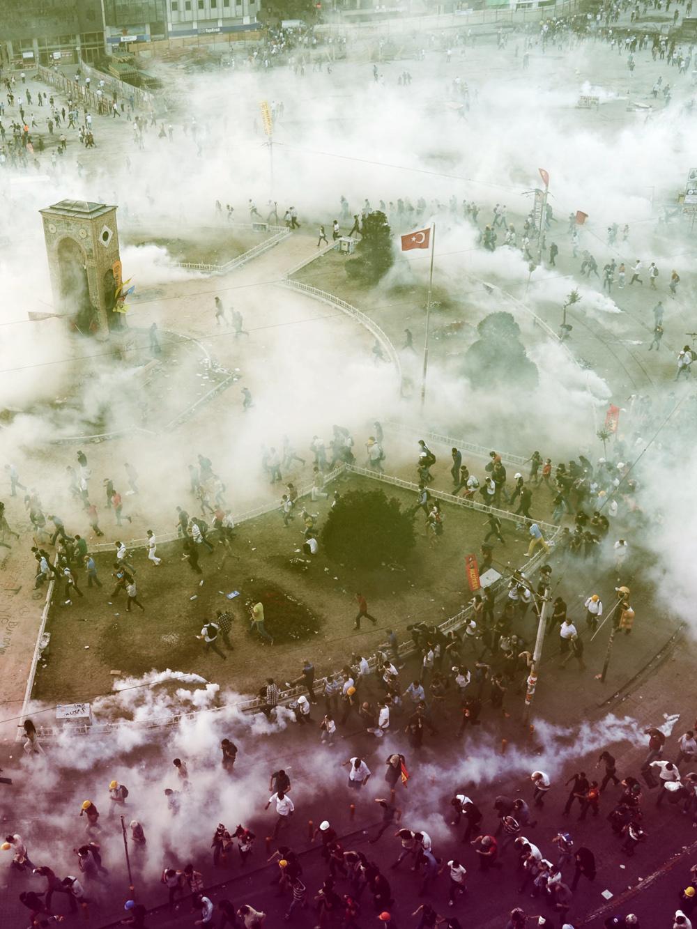 Gezi Park Protests, Istanbul