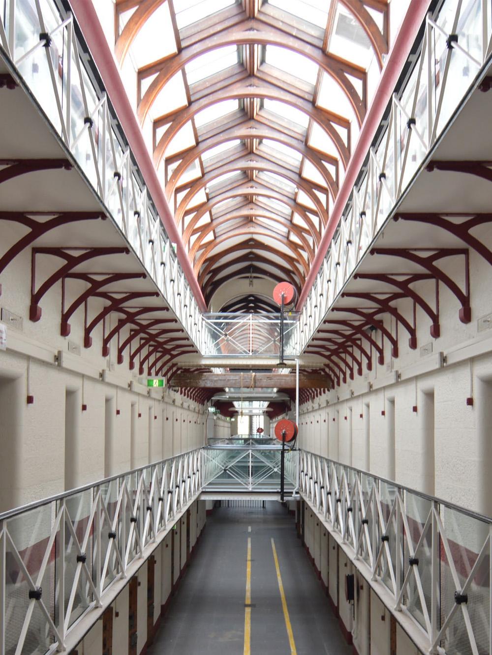 Pentridge Prison D Division