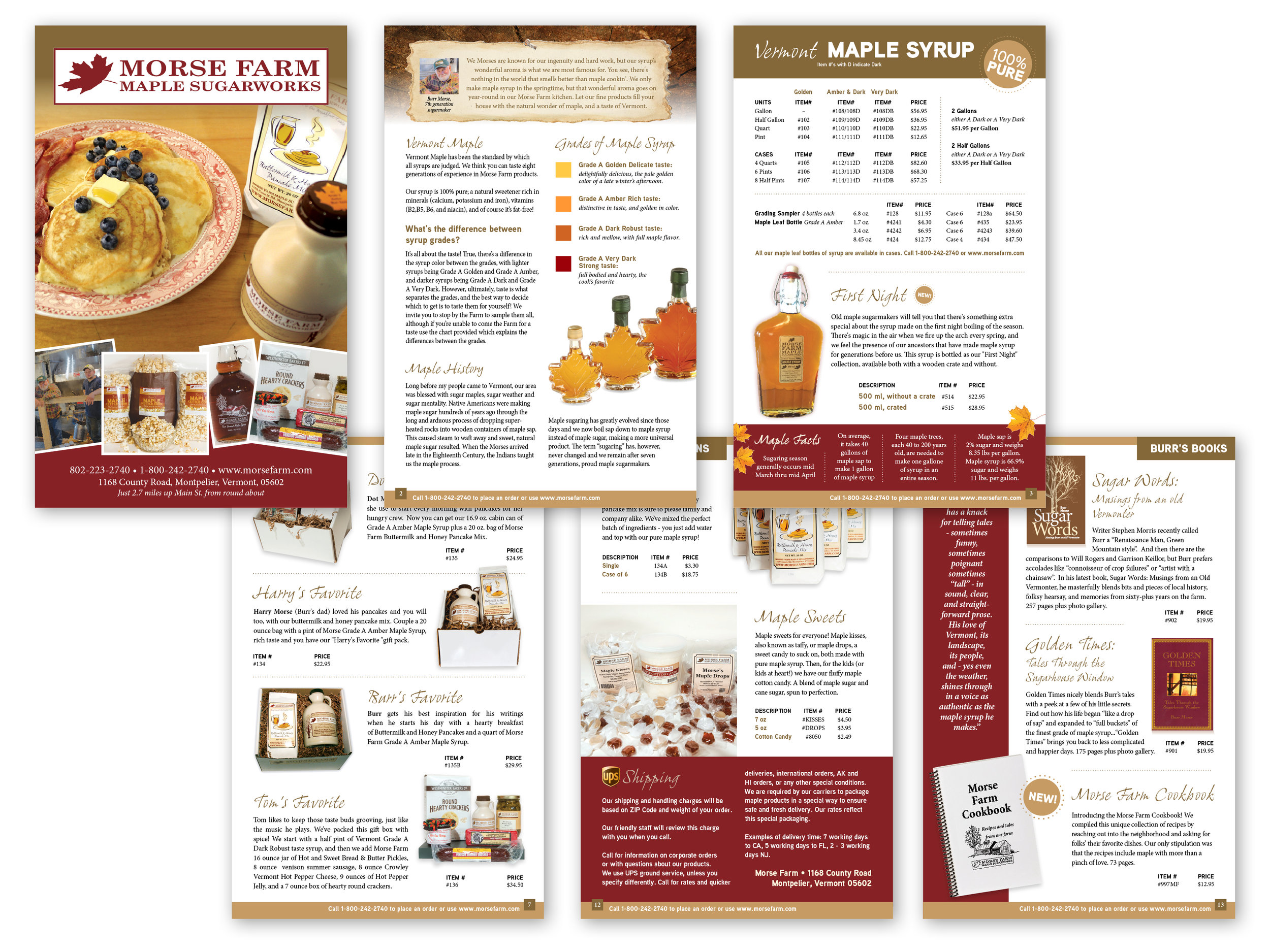Product Catalog, 16 pages