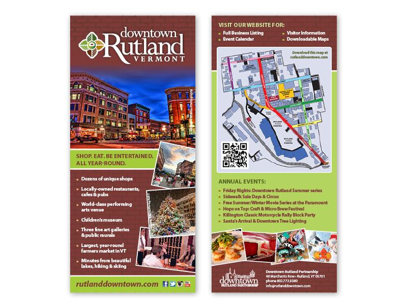 Client: D  owntown Rutland Partnership