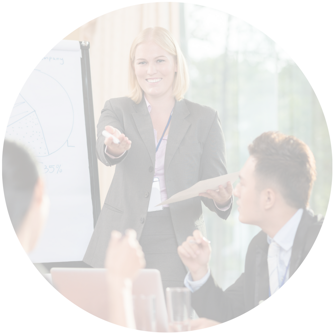 Facilitation - Sometimes all it takes to move forward is an impartial voice in the room.Our experienced team facilitates retreats, strategy sessions, and breaks through existing communication barriers.Corporate RetreatsBoard RetreatsStrategic Planning SessionsBenchmark Sessions
