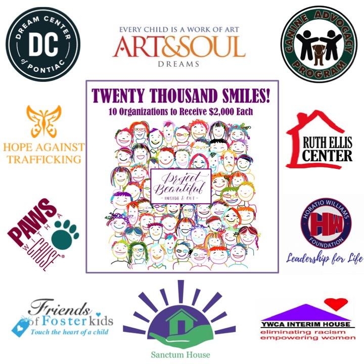 20,000 Smiles Grant Program!