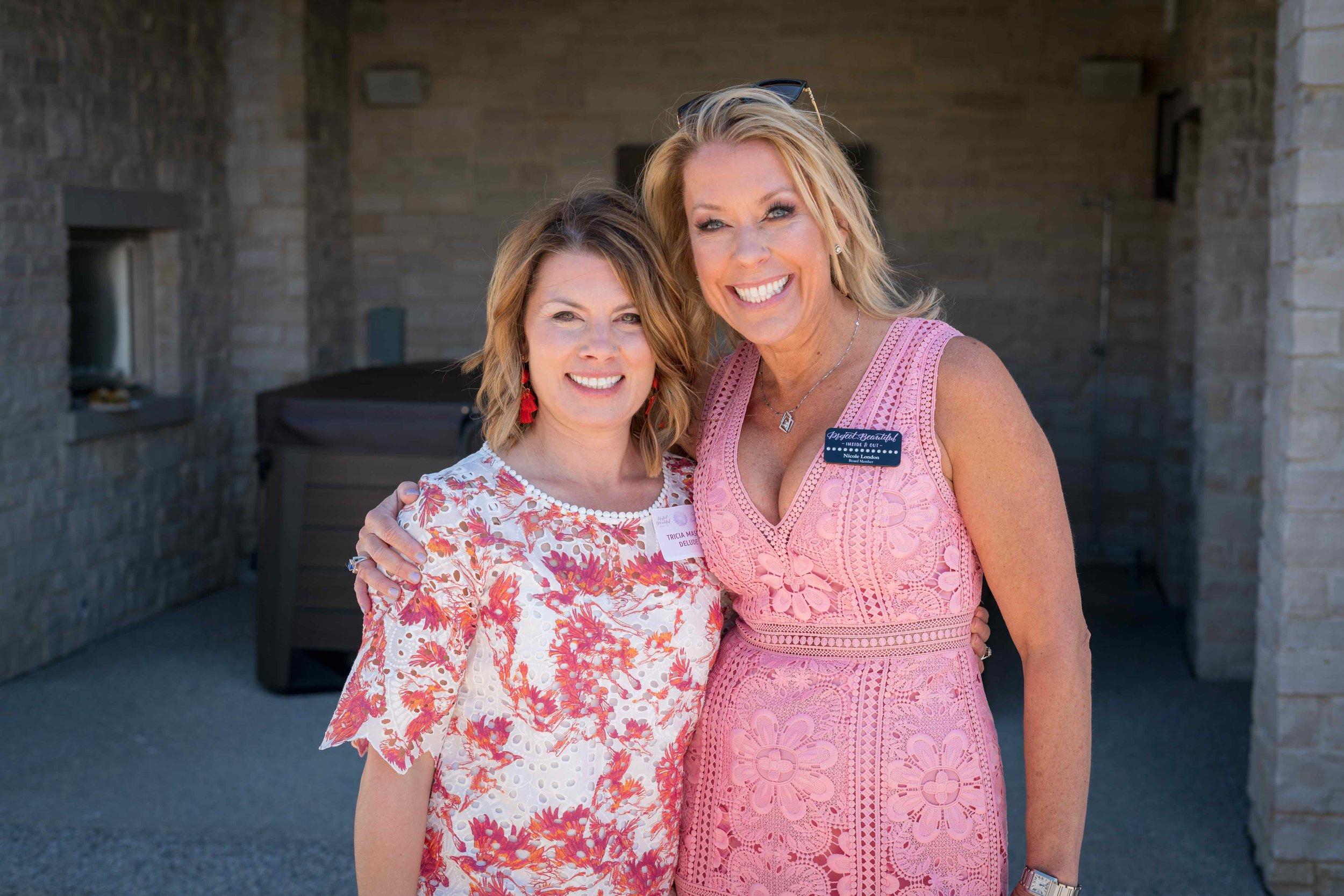 Board Member Nicole & Volunteer Tricia.jpg