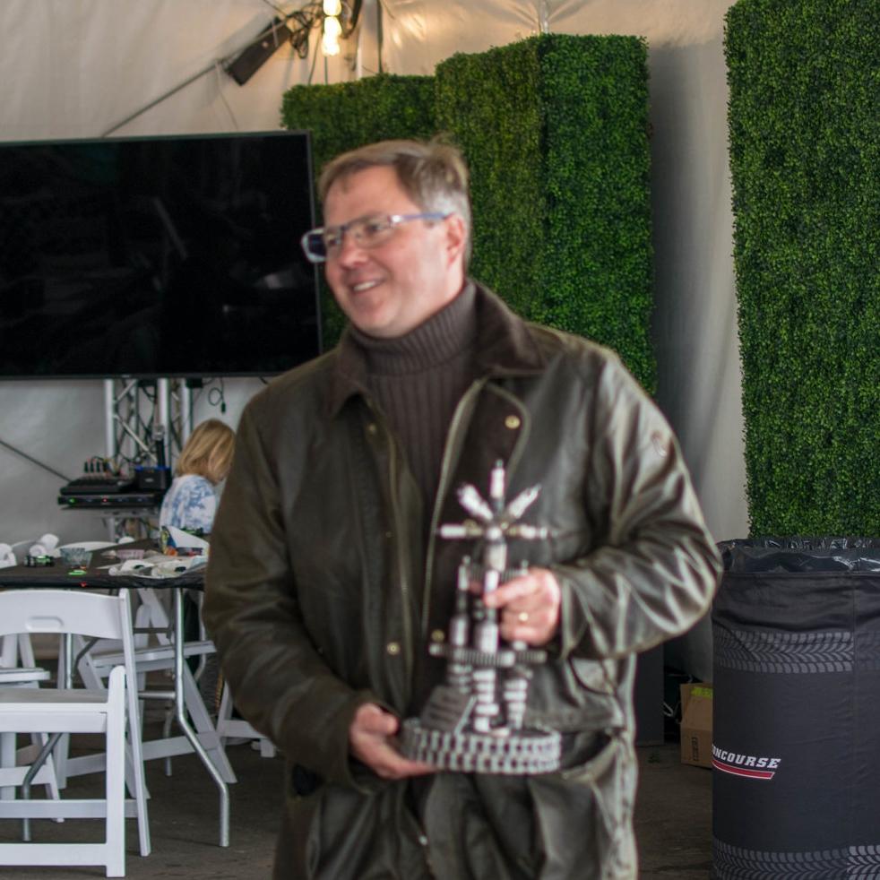 People's Choice Winner: Mark Kaski
