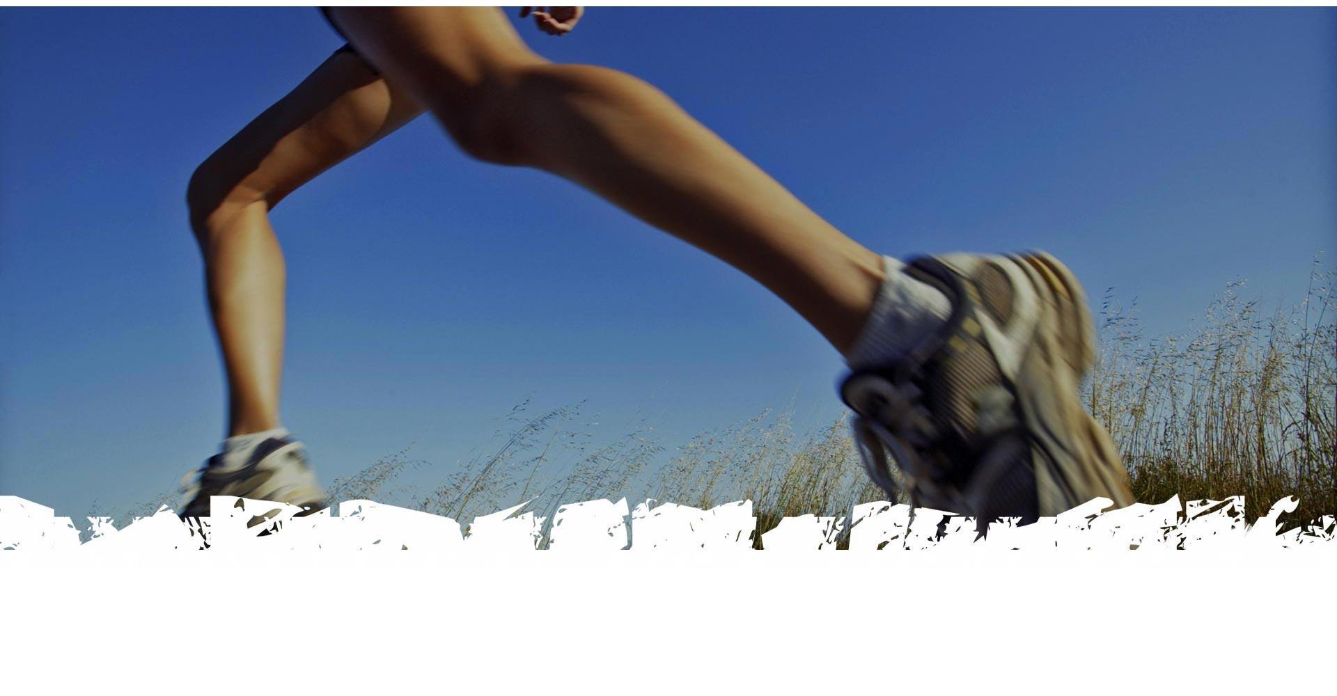 """RUN   THE """"THE RUNNING EDGE"""" TRAIL RUN LEG (8.5km)   + The Course Maps"""