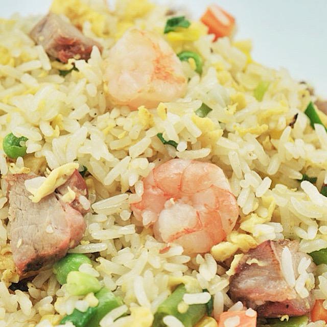 Young Zhou Fried Rice