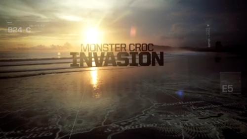Evolve for Monster Week on Animal Planet