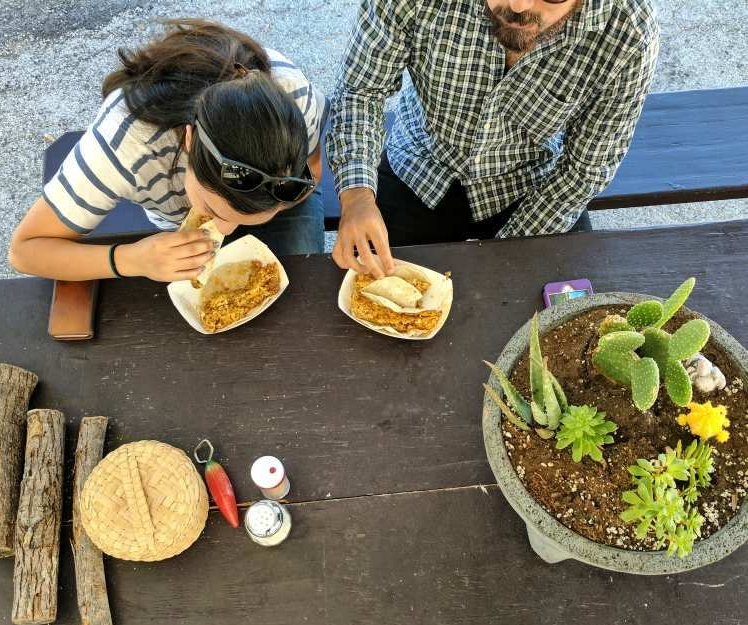 GQ Magazine: How to spend a Weekend in Austin Eating Nothing but Tacos -