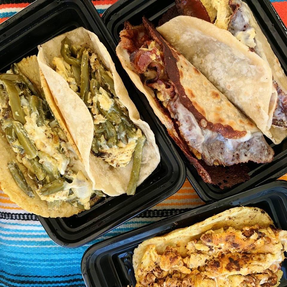Eater Austin: 22 Essential Austin Breakfast Tacos -