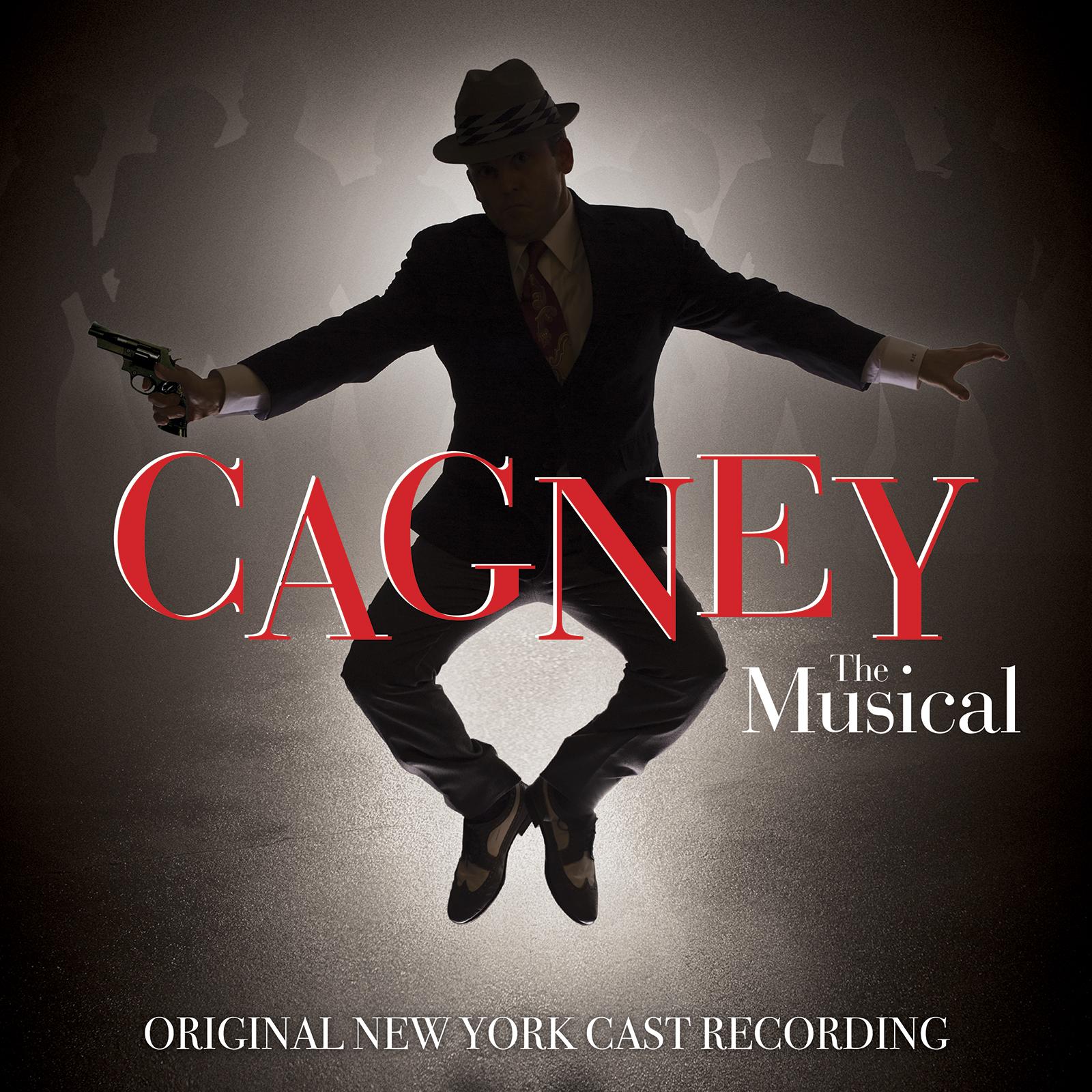 Artwork for the the   CAGNEY  Original New York Cast Album