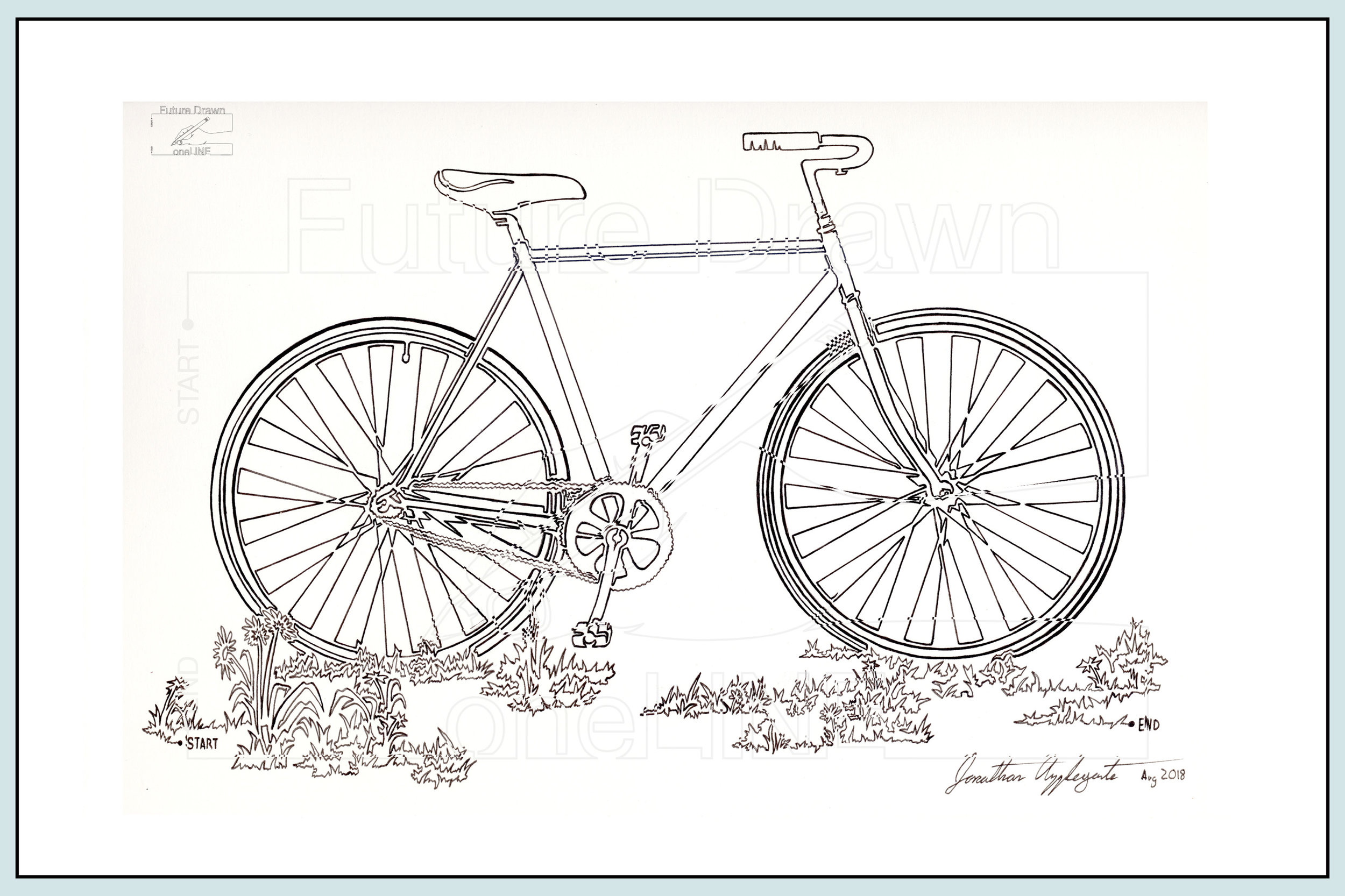 Web- Bicycle in Grass- oneLINE Future Drawn Applegate.jpg