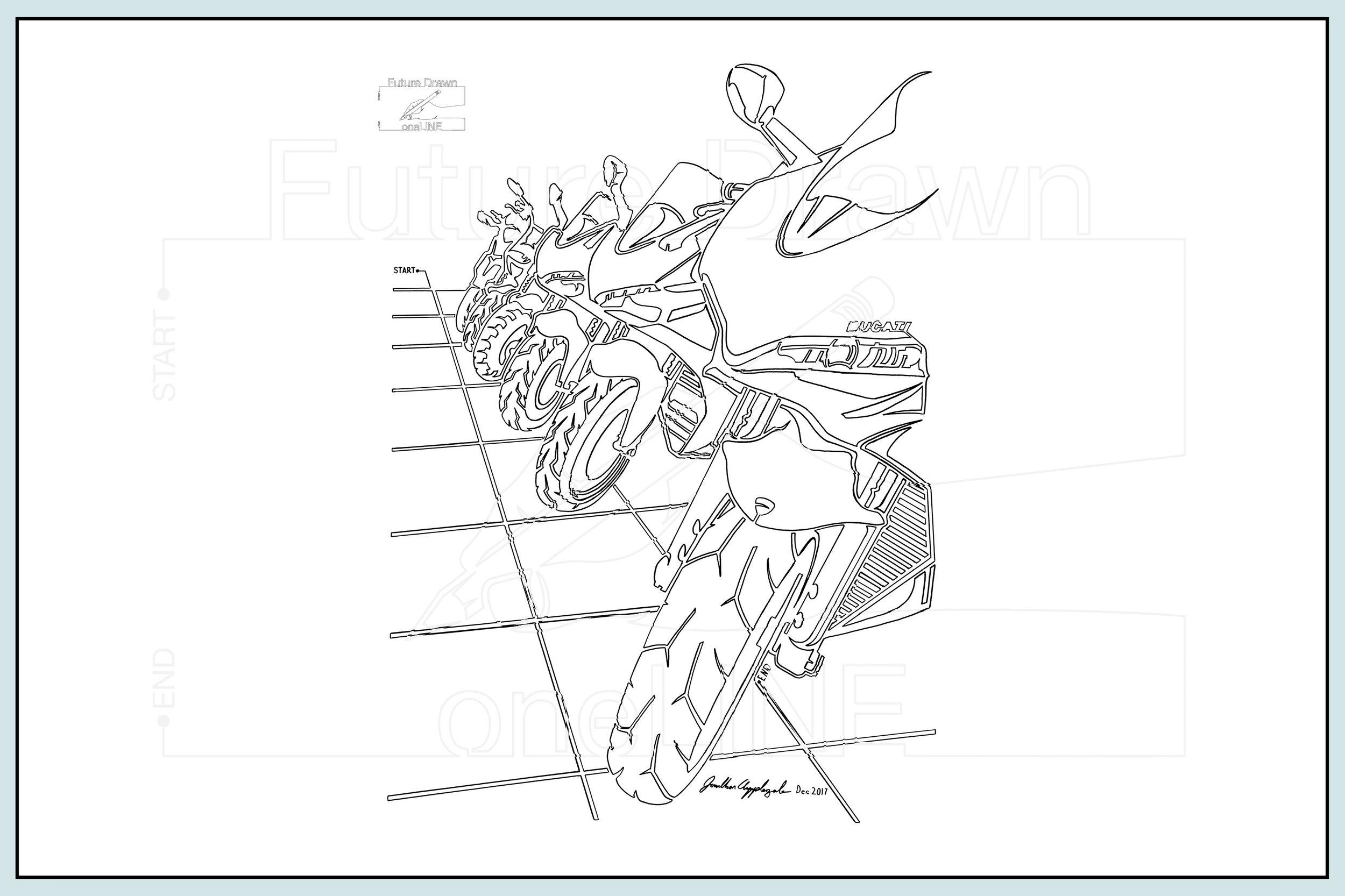 Web- Row of Ducatis- oneLINE Future Drawn Applegate.jpg