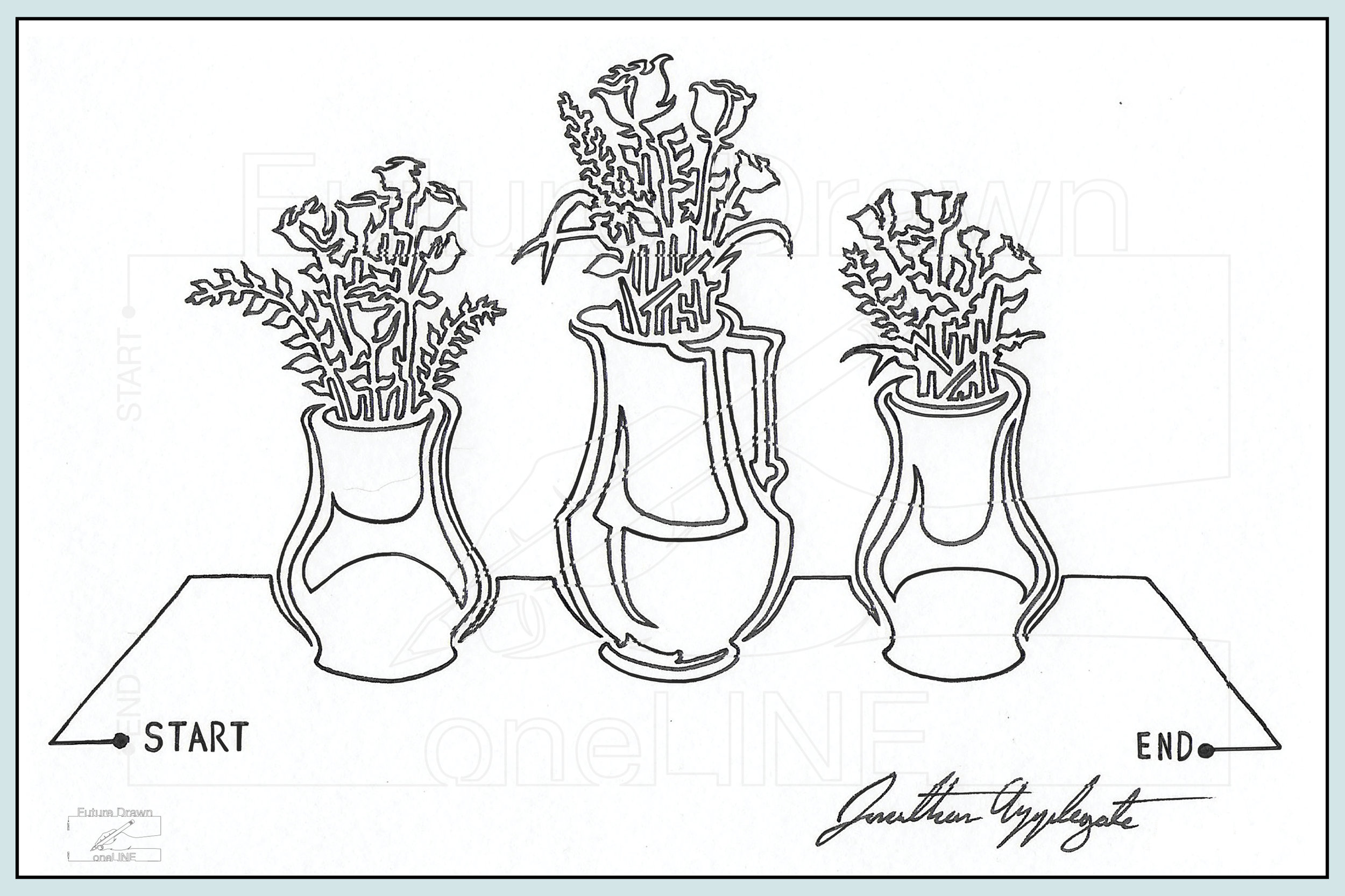 Web- Three Small Vasses- oneLINE Future Drawn Applegate.jpg