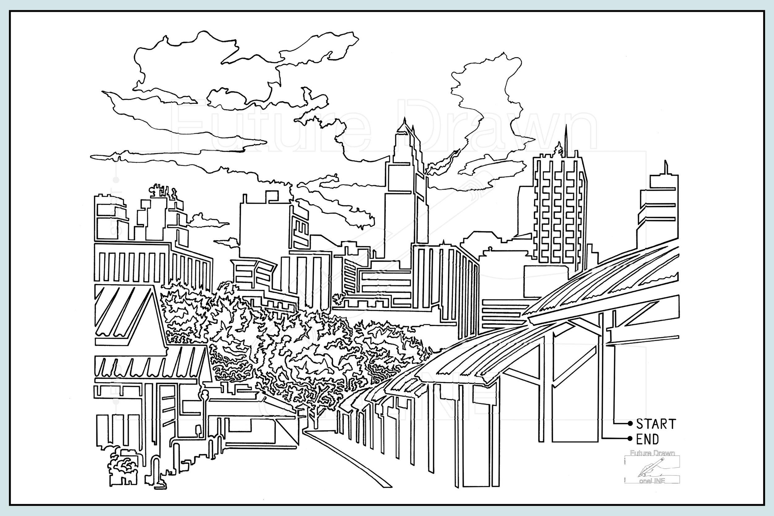Web-Gallery Item- Kansas City Skyline- oneLINE Future Drawn Applegate.jpg