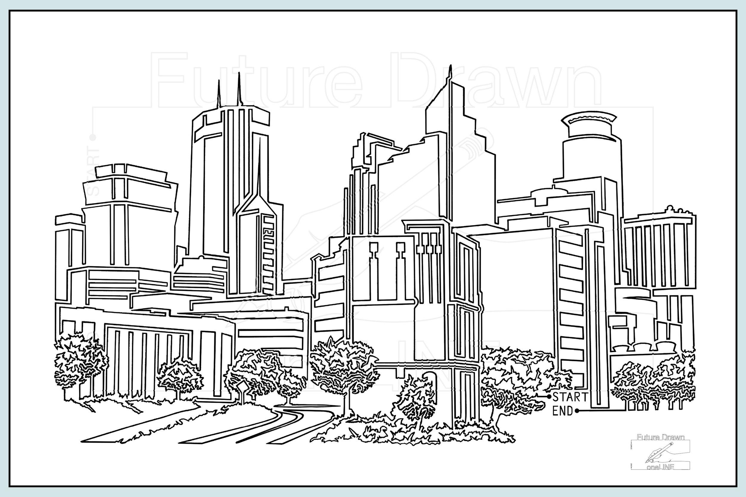 Web-Gallery Item- Miniapolis Skyline- oneLINE Future Drawn Applegate.jpg