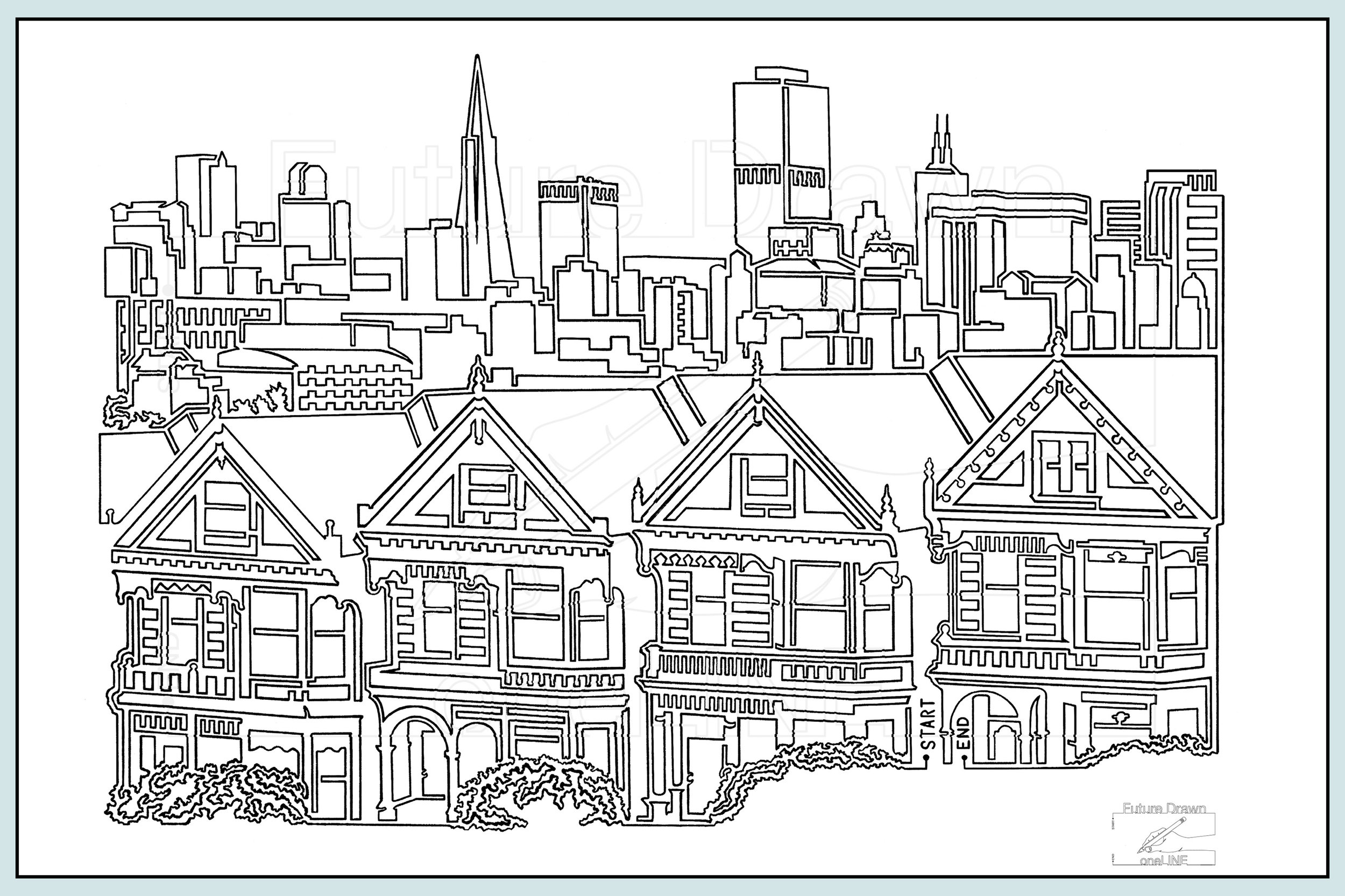 Web-Gallery Item- San Francisco Skyline- oneLINE Future Drawn Applegate.jpg
