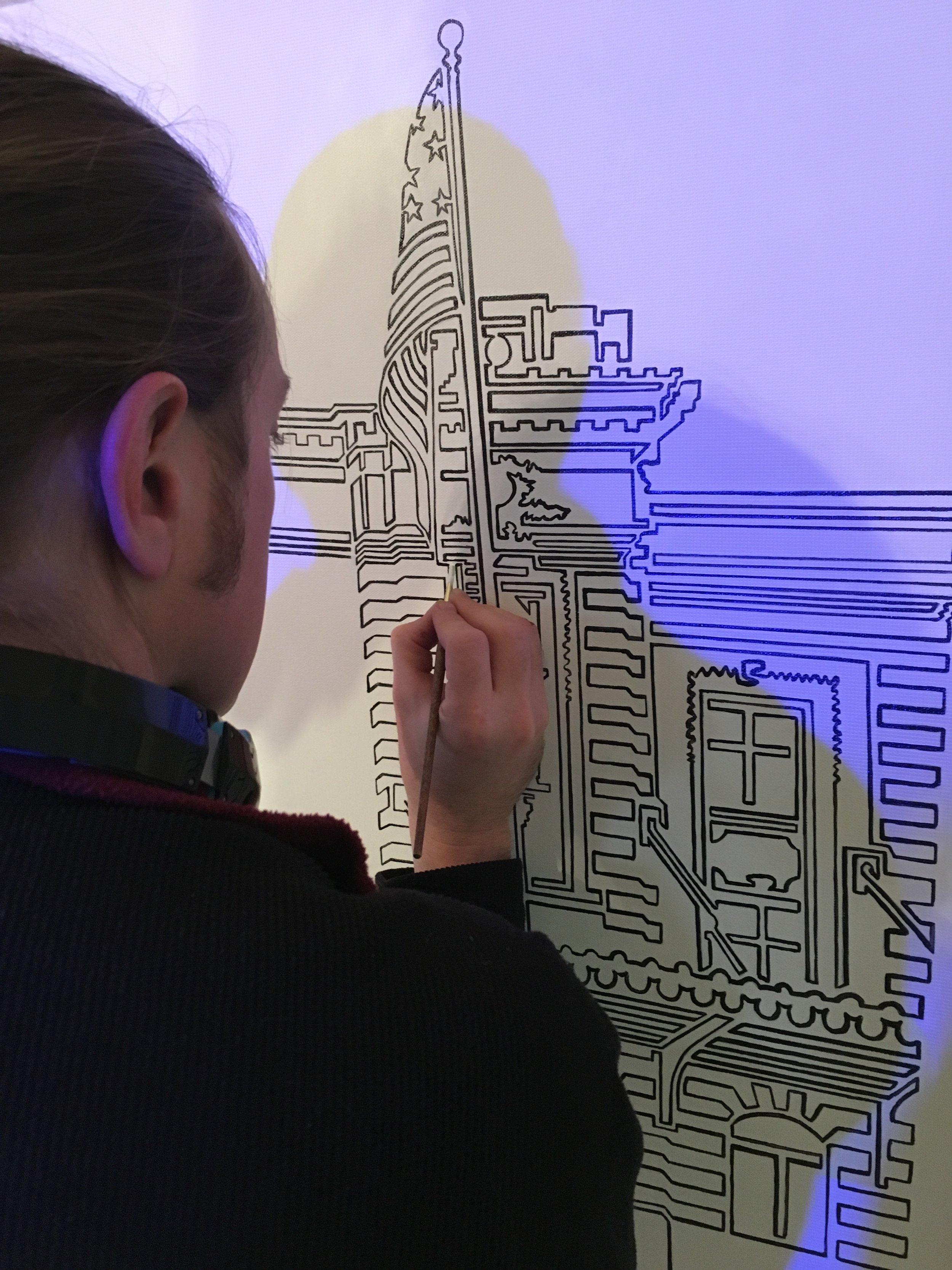 Jonathan Applegate Future Drawn Painting the Union Station oneLINE.JPG