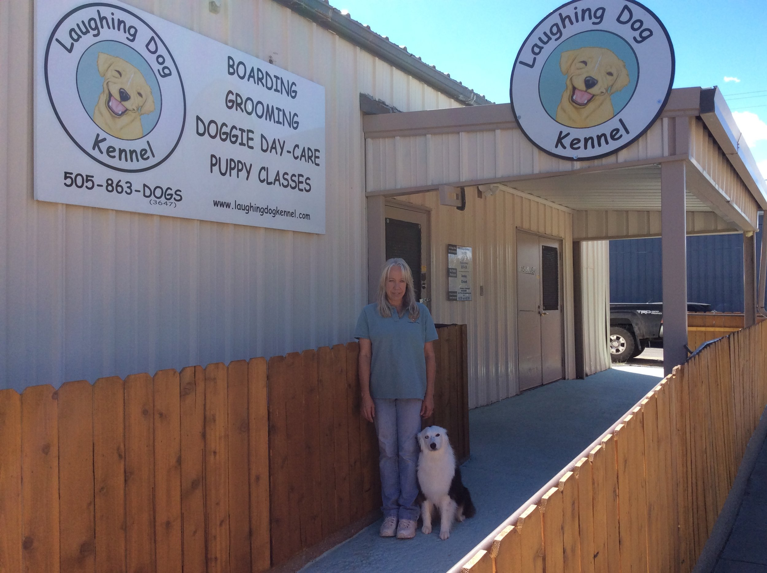Laughing Dog Kennel