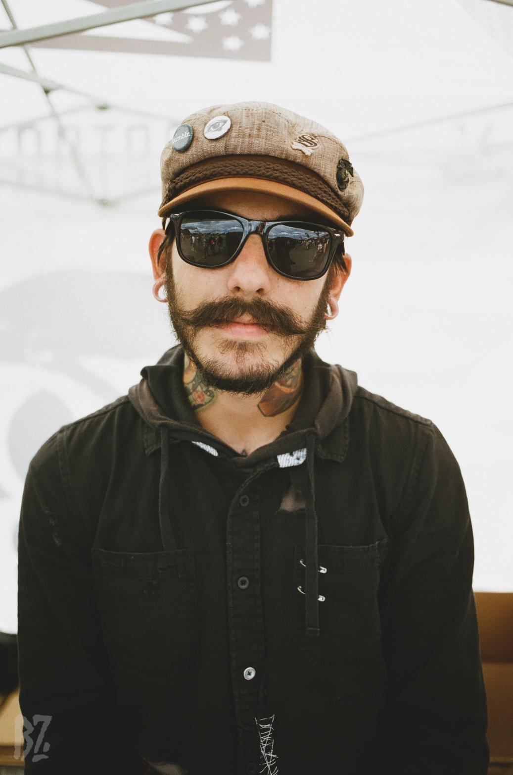 Carlos | Merch for Beartooth