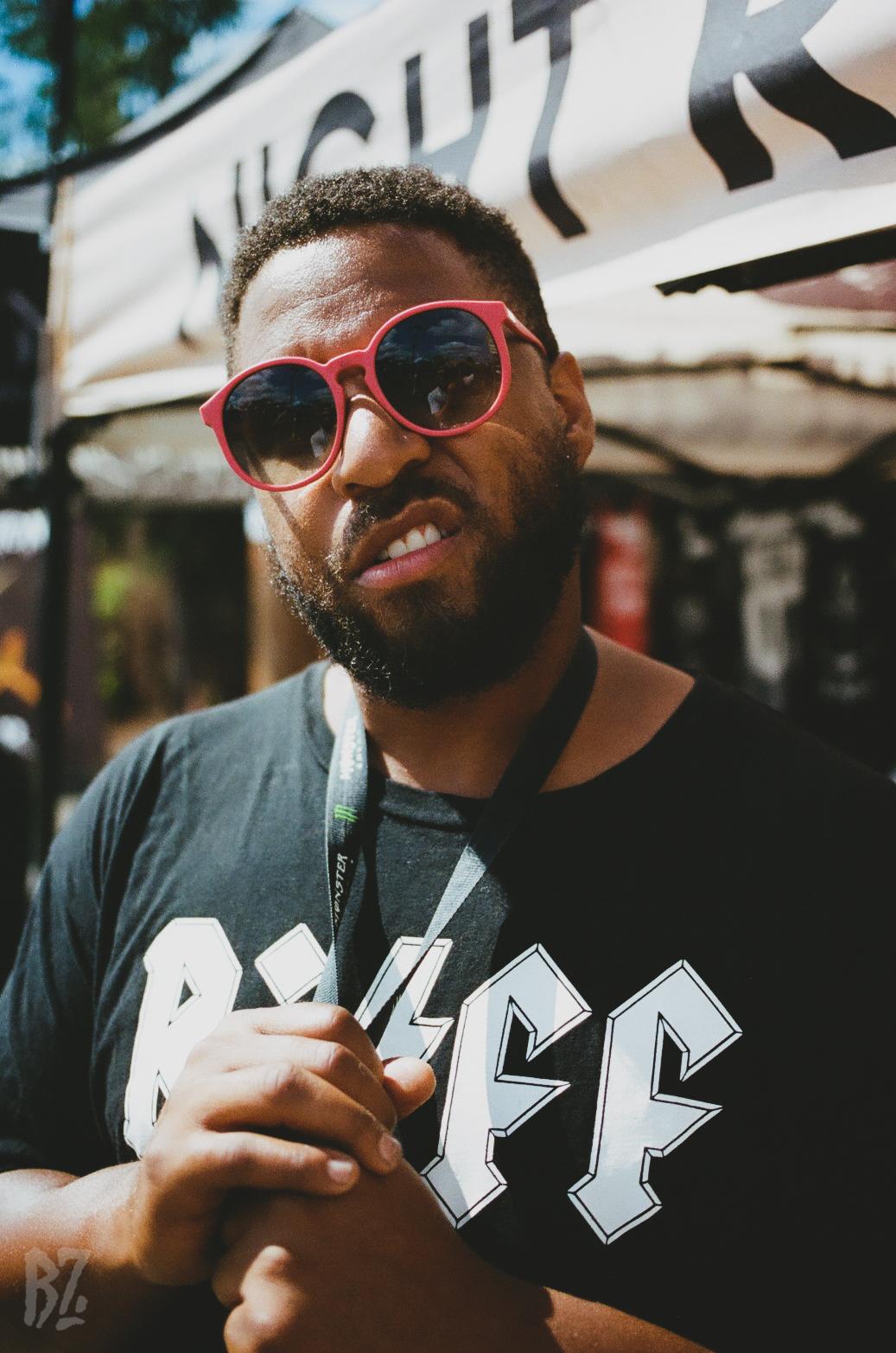 Travis | Merch for Riff Raff
