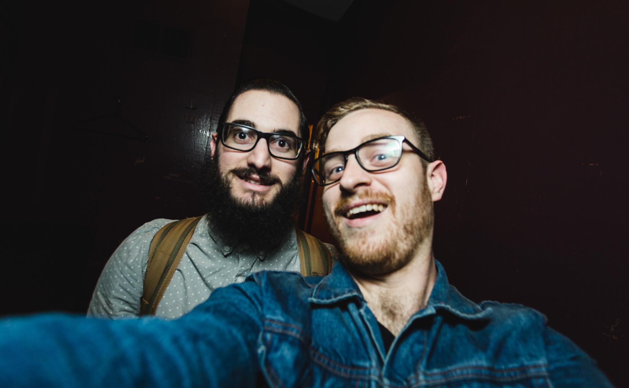 Quinn Selfie