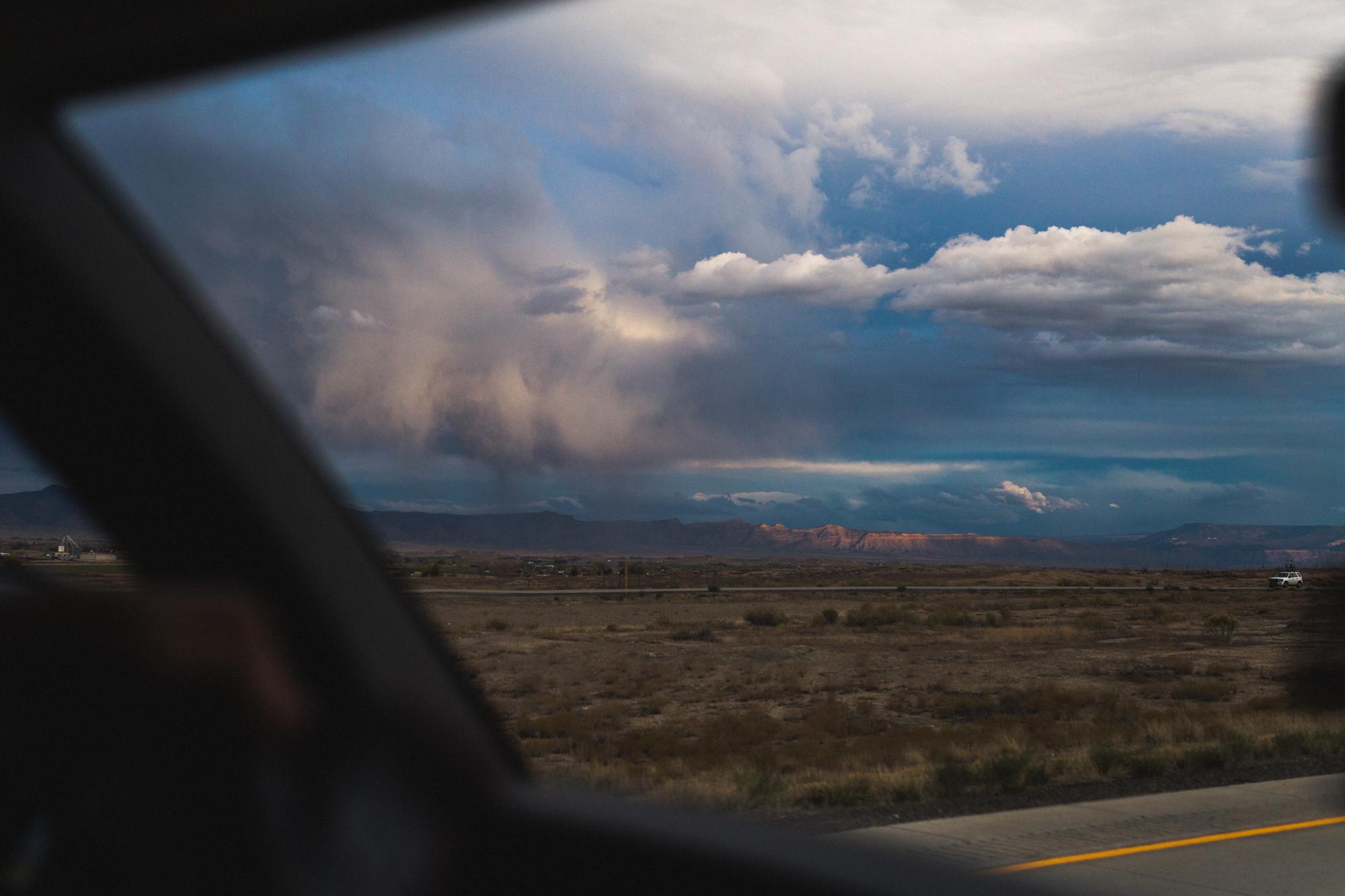 Drive Through Utah