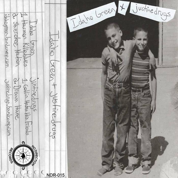 Split cassette w/ justinedrugs