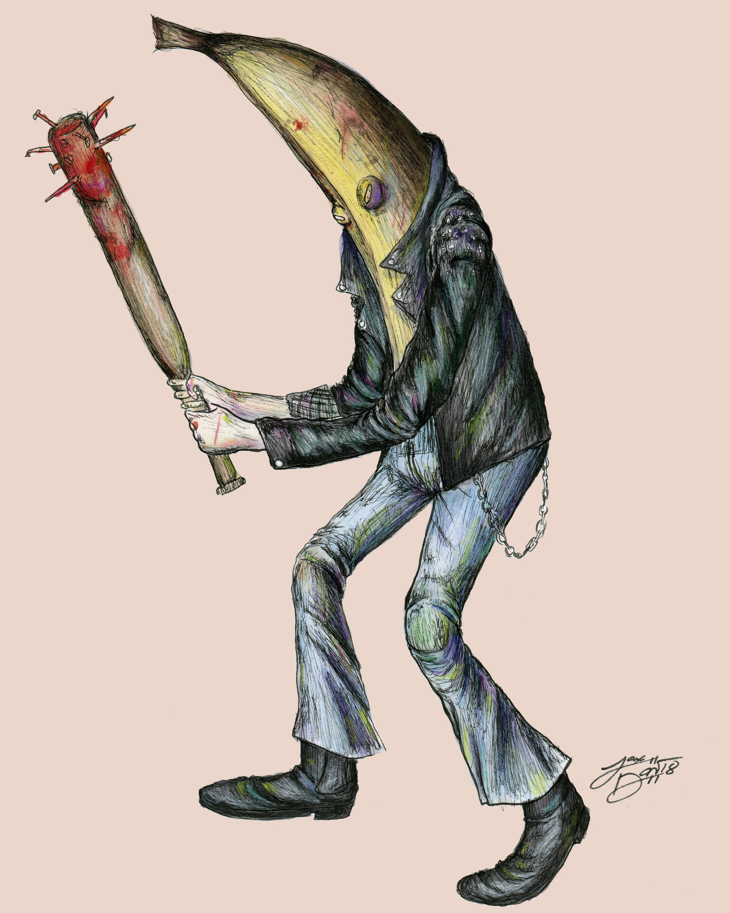 The Bad Banana