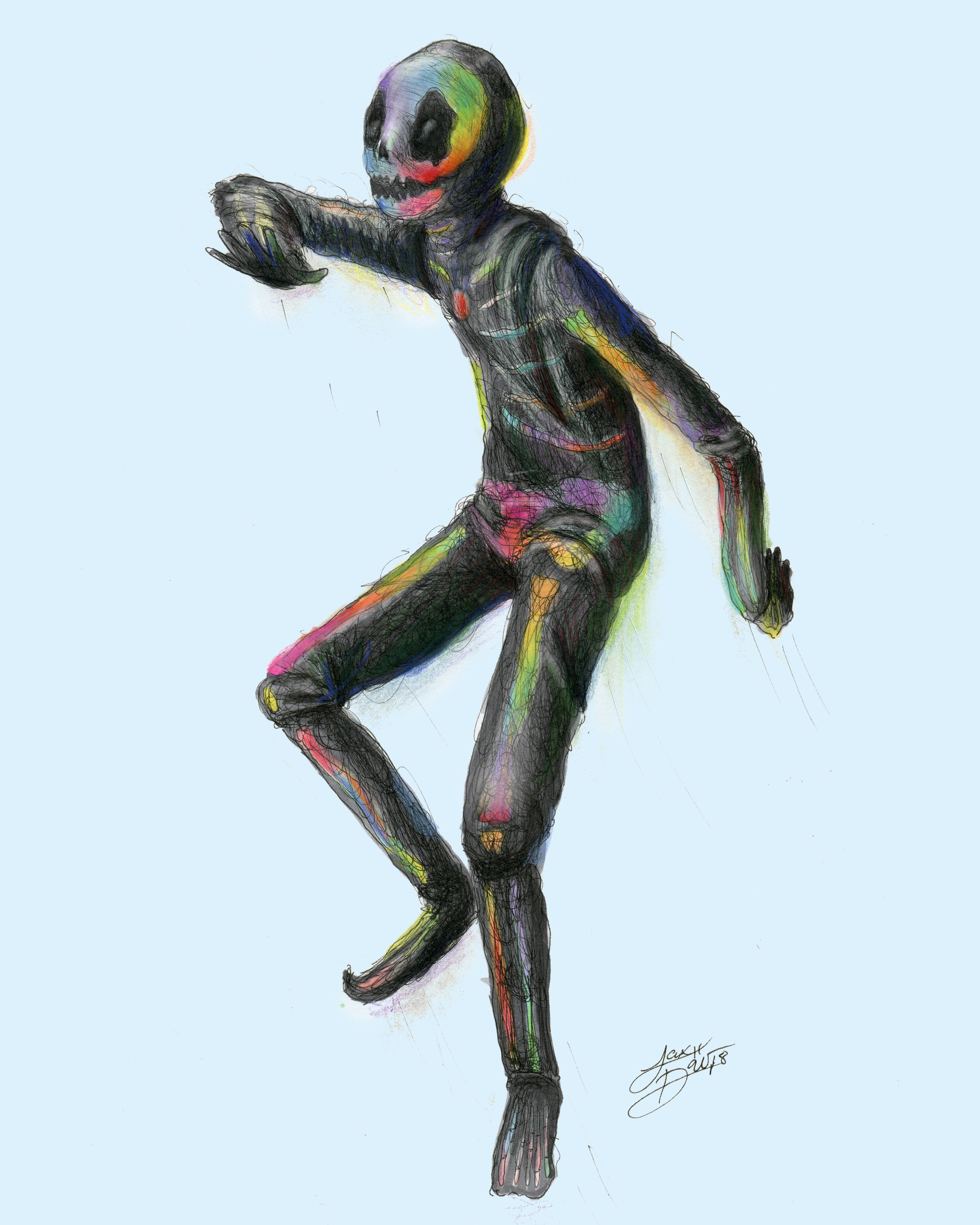 The Dancing Dead