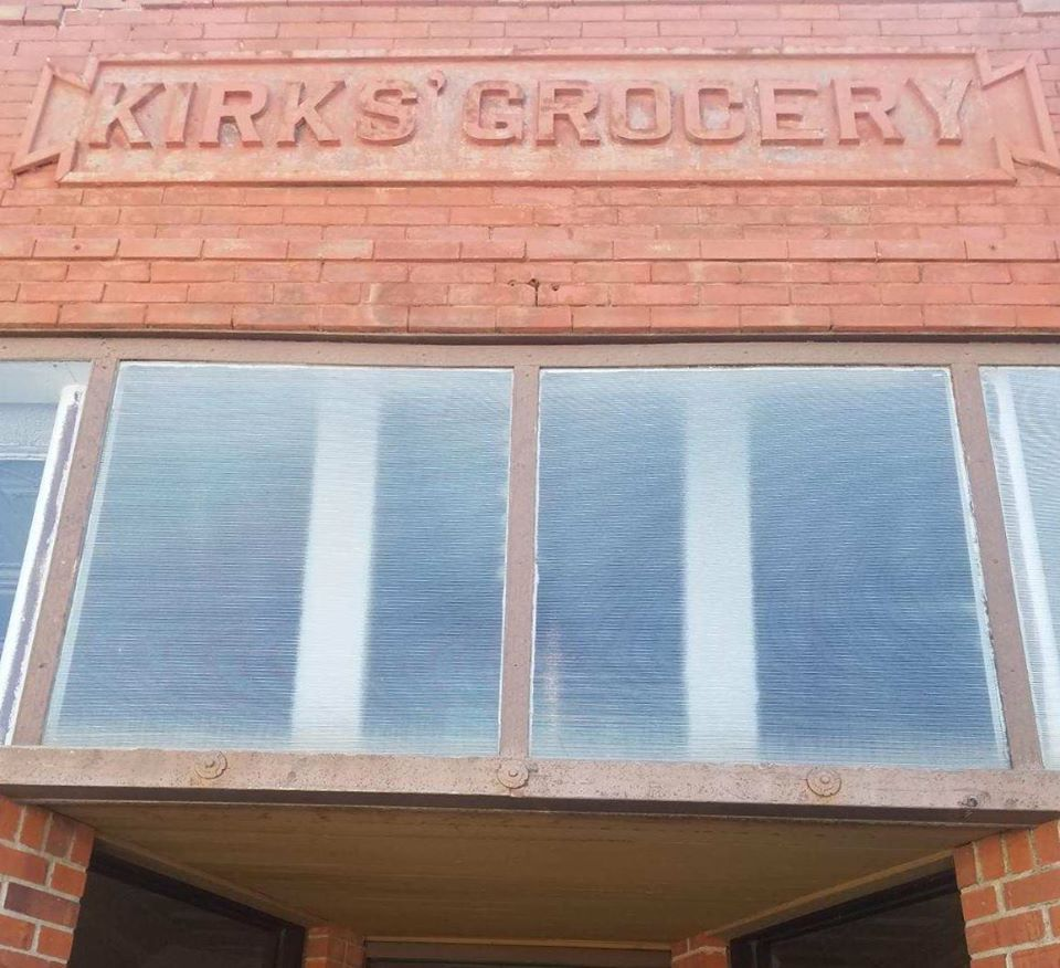 Poetry Jam at Kirk's Grocery