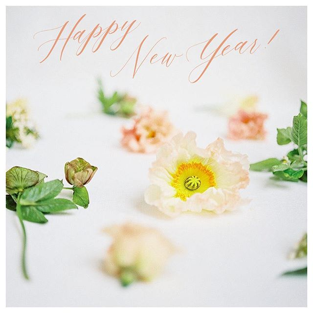 Happy New Year friends - May 2018 be a wonderful season for you!