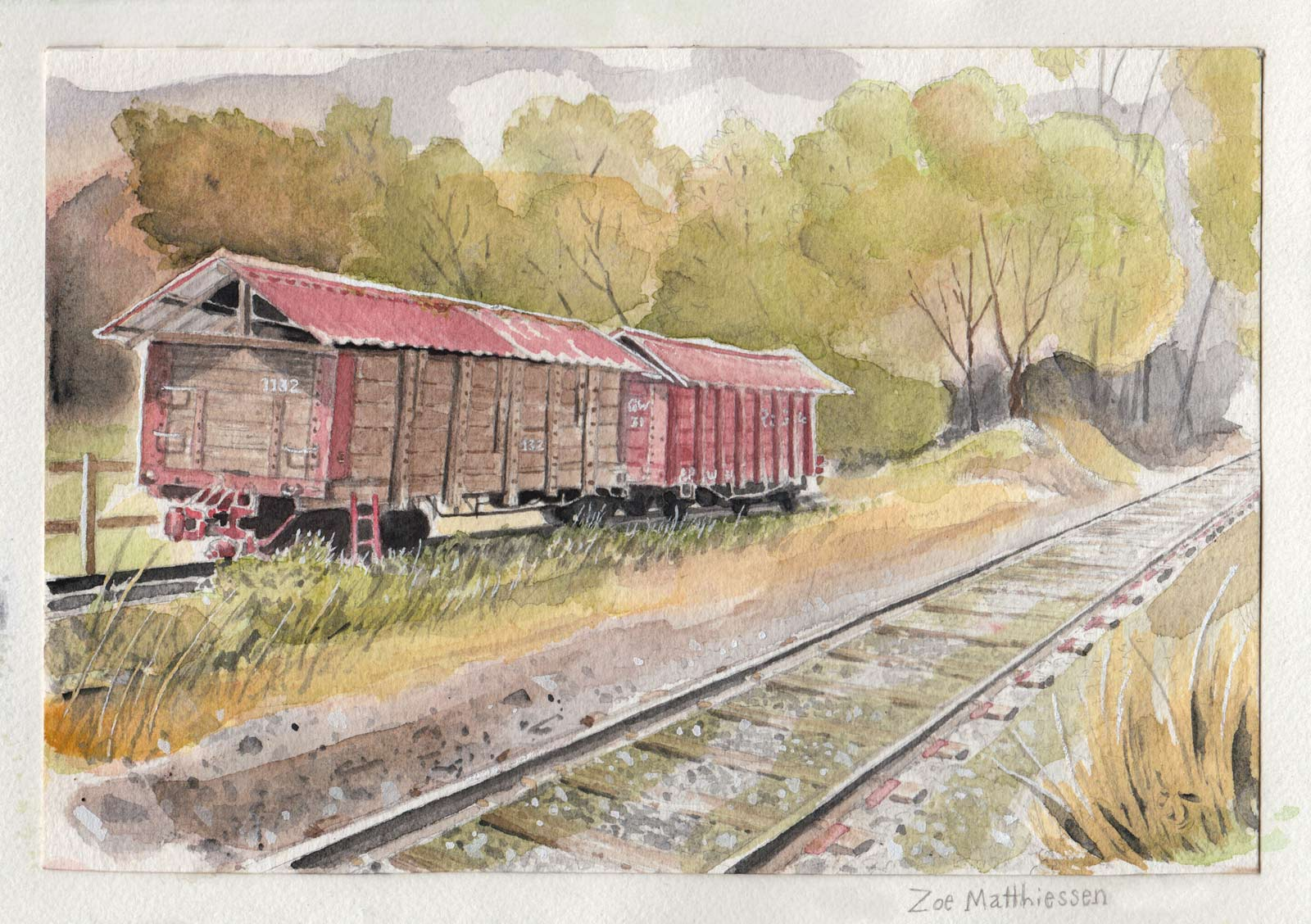 The Little Train That Used To Could