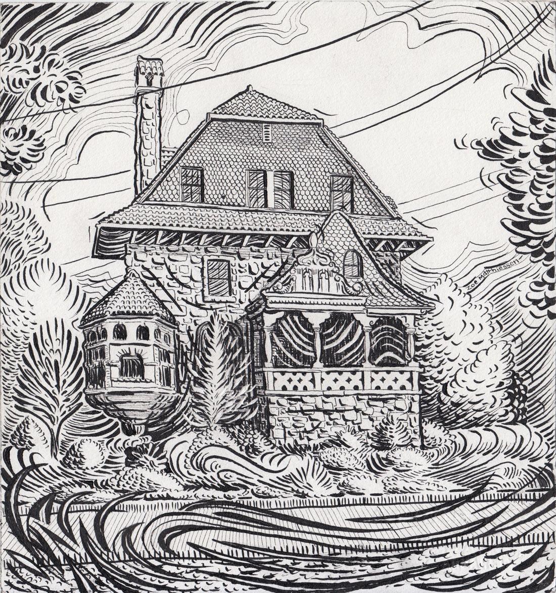 Hillhouse Dream House