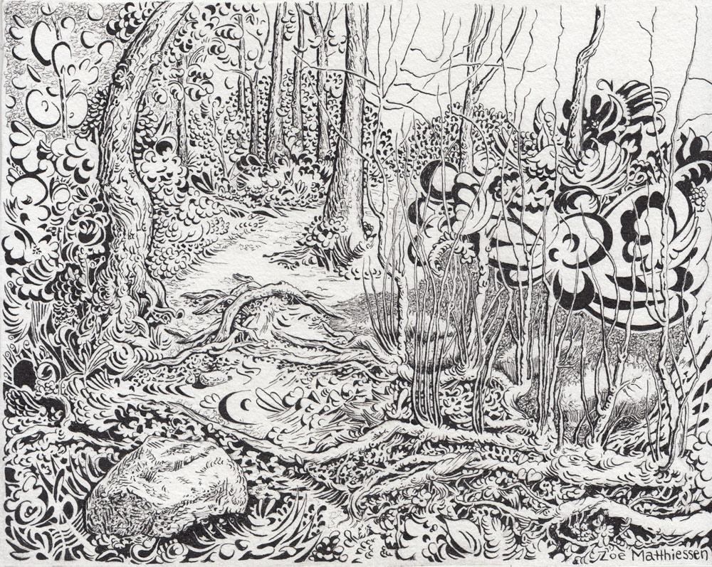 Tree Toe Trail