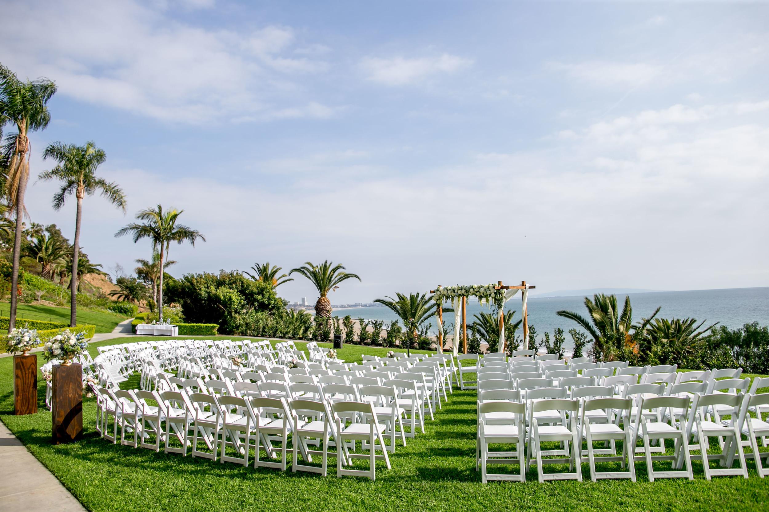 www.louiseandthird.com | Bel Air Bay Club | David Michael Photography | Malibu beach wedding