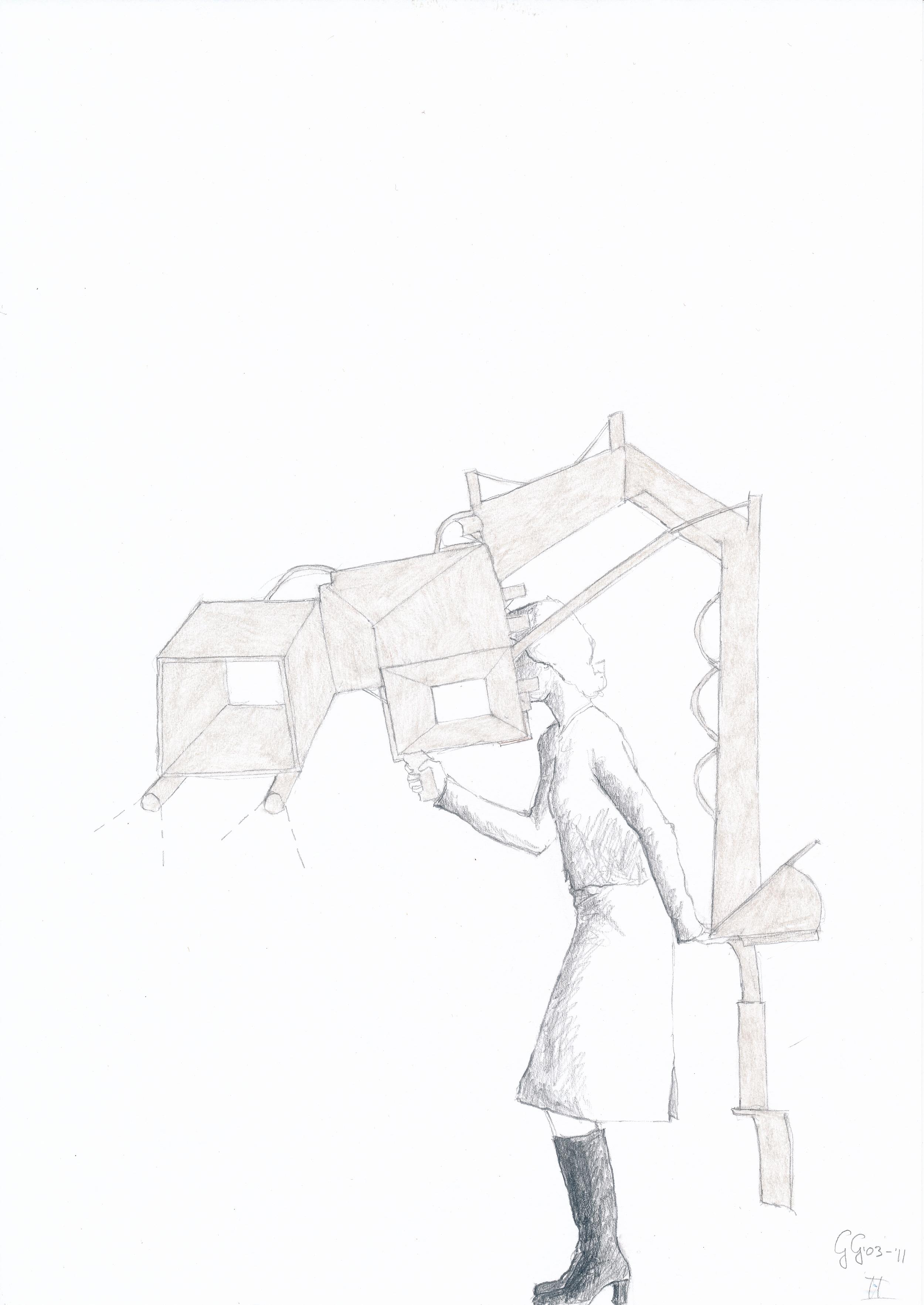 Machine à sens