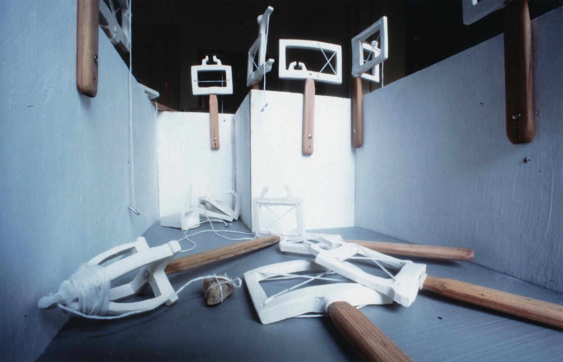Perspective Measurement Room