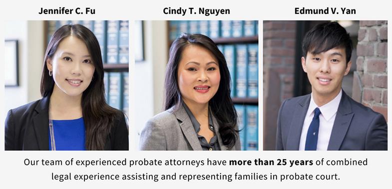 San Gabriel probate lawyers amity law group
