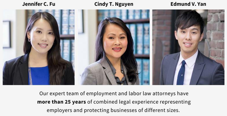 San Gabriel Employment Lawyers — Amity Law Group, LLP