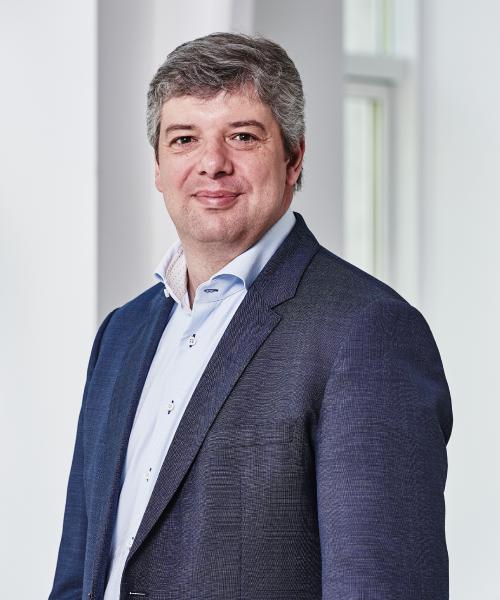 Peter Hørlüch - Direktør