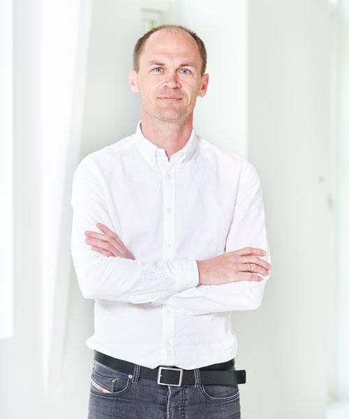 Anders Damgaard - Kontaktdirektør