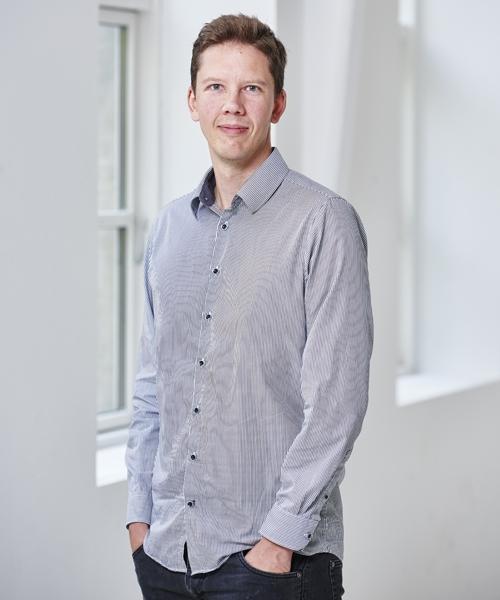 Morten Vittrup Lund - Seniorrådgiver