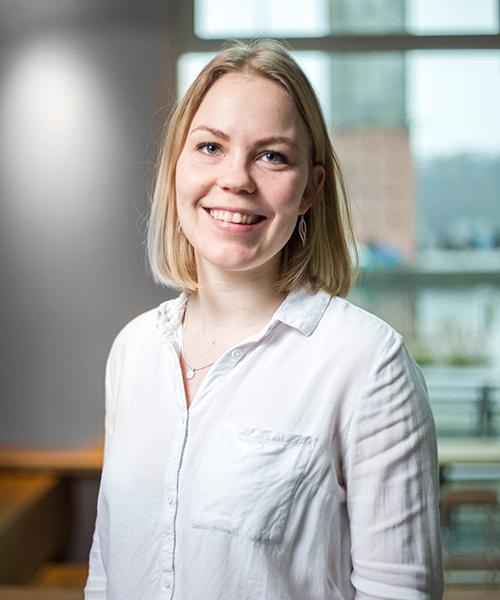 Rikke Stange Laursen - Kommunikationsrådgiver