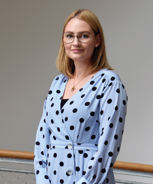 Astrid Christensen - Projektassistent