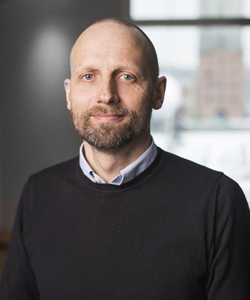 Ulrik Schøsler - Chef for strategi og public affairs